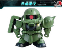 BB Zaku MS-06F 218	none