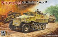 SdKfz 251/9 Ausf.D