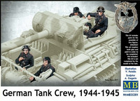 German Tank Crew 1944-1945 1/35
