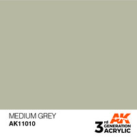 Medium Grey 17ml