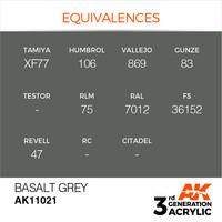 Basalt Grey 17ml