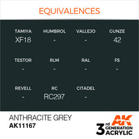 Anthracite Grey 17ml