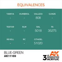 Blue-Green 17ml