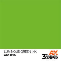 Luminous Green INK 17ml