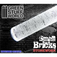 Rolling Pin, Small Bricks