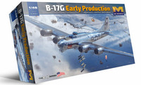 Boeing B-17G Flying Fortress (Early Production)