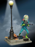 Martian Warrior from Movie Mars Attacks  1/8