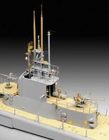US Navy Gato Class Submarine 1/72 Premium Edition