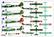 Fieseler Fi-156C-1/3/5 Storch  1/72