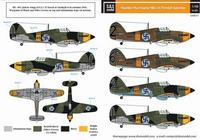 Hawker Hurricane Mk.I Finnish Air Force  1/48