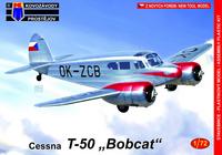 "Cessna T-50 ""Bobcat"" Civil (ei ole vanha Pavla)  1/72"