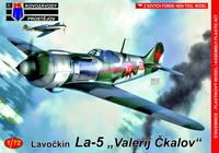 "Lavochkin La-5 ""Valery Ckalov""   1/72"