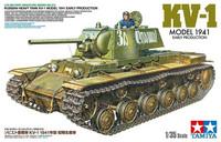 KV-I 1941 Early Type Soviet Heavy Tank  1/35
