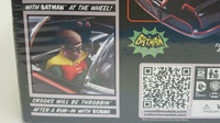 Batmobile 1966 TV Series with Batman and Robin  1/25
