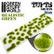 Grass Tufts 2mm Self Adhesive  Realistic Green