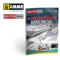 How to Paint Bare Metal Aircraft solution Book
