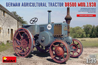 German Agricultural Tractor D8500 Model 1938  1/35