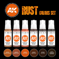 Rust Colors Set