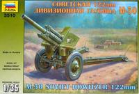 M-30 Soviet 122mm Field Howitzer  1/35