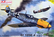 Messerschmitt Bf109 E-4 Aces Over Channel  1/72