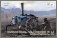 German Small Field Kitchen  Hf.14  1/35