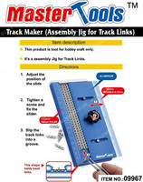 Assembly Jig for Track Links