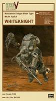 Robot Battle V Mk44 Ausf.H Whiteknight  1/20
