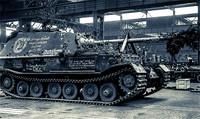 Panzerjäger Ferdinand Werk No.150100