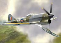 Hawker Tempest Mk.V No.486 (NZ) SQ.  1/72