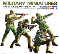 US Army Infantry  1/35