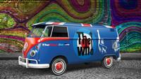 Volkswagen T1 Bus 'The Who'  1/24