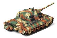 Jagdtiger Henschel Early Production  1/48