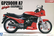 Kawasaki GPZ900R Ninja A7 with Custom Parts