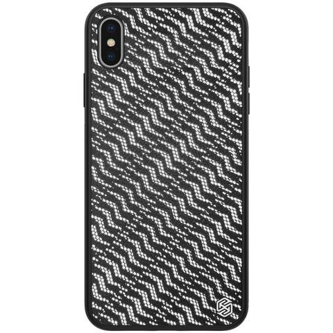 Nillkin Twinkle Case Silvery, iPhone X, XS