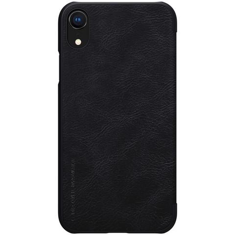 Nillkin Qin Leather Flipcase, Apple iPhone 7/8 - Black