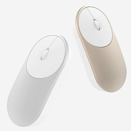 Mi Portable Mouse - Silver