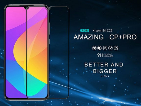 Nillkin Amazing CP+PRO Anti-Explosion Tempered Glass - Xiaomi Mi 9