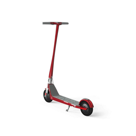 Unagi - The Model One E500 Dual Motor Electric Scooter - Scarlet Fire