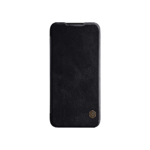 Nillkin Qin Leather Flipcase, Xiaomi Redmi Note 7 - Black