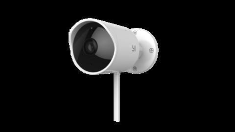 Yi Outdoor Security Camera 1080p - valvontakamera sisä- ja ulkokäyttöön