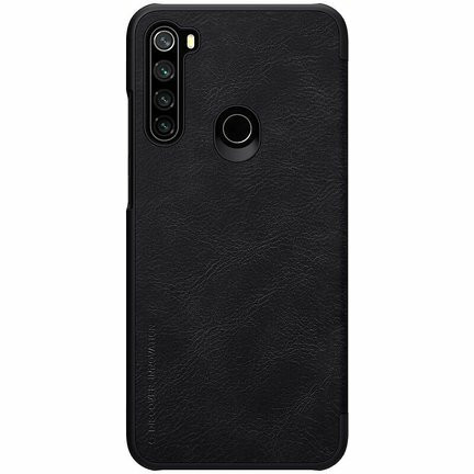 Nillkin Qin Leather Flipcase, Xiaomi Redmi Note 8T - Black