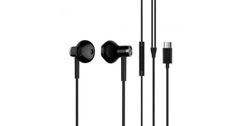 Mi Dual Driver Earphones Type-C - Black