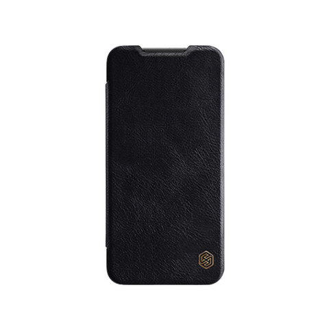 Nillkin Qin Leather Flipcase, Xiaomi Mi 9 SE - Black