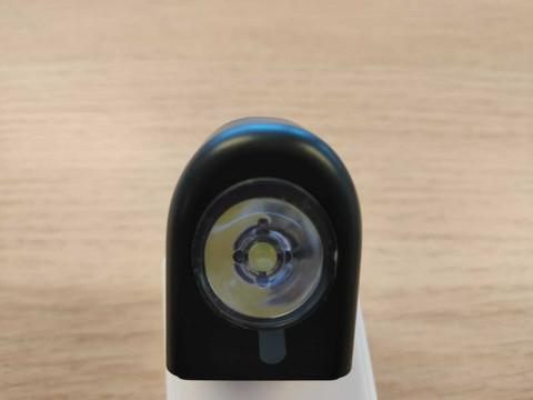 Etuvalo M365 / M365 Pro -sähköpotkulaudoille - Musta
