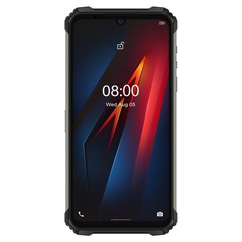 Ulefone Armor 8 / 4GB+64GB / IP68 -Android -älypuhelin, Musta