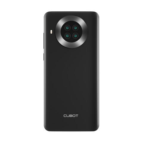CUBOT Note 20 Pro 6GB + 128GB Android-älypuhelin - Musta