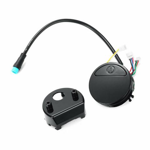 Ohjauspaneeli / Nopeusnäyttö - Ninebot ES sarjan sähköpotkulautaan