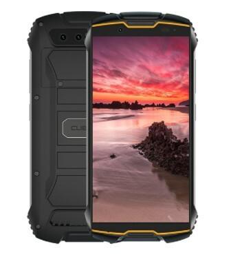 Cubot Kingkong Mini 2 3Gt+32Gt -Android-älypuhelin - Musta / Oranssi