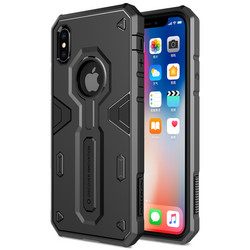 Nillkin Defender Case II Black, iPhone X, XS