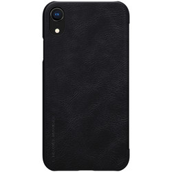 Nillkin Qin Leather Flipcase, Apple iPhone 7/8 - Black